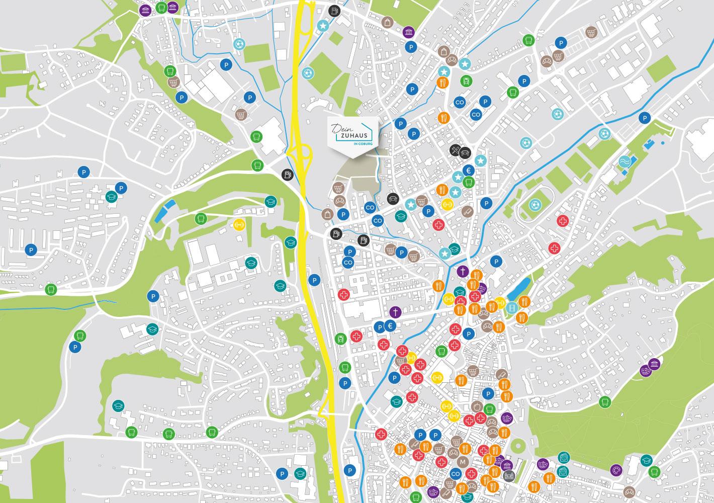 Bezuschusstes Wohnen | Dein Zuhaus in Coburg